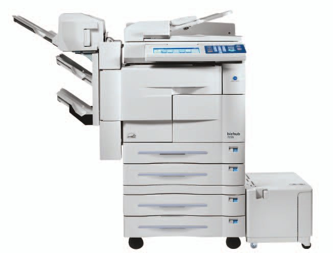 bizhub 7228 Digital Copier